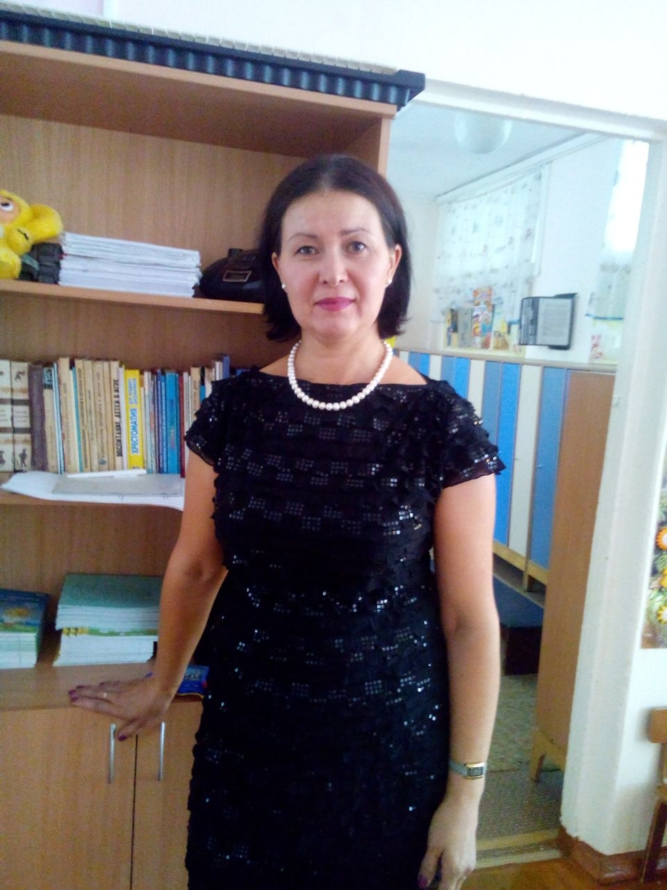 Гарипова Эльвира Амировна