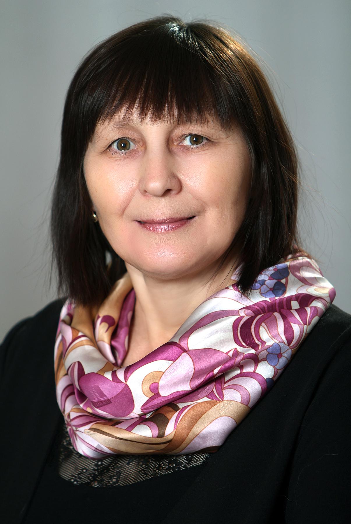 Урманчина Татьяна Степановна