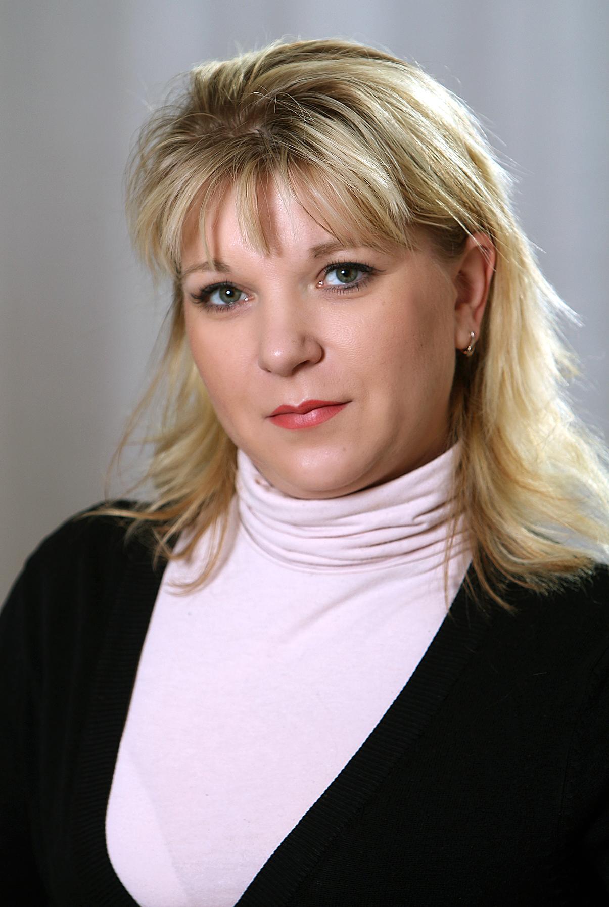 Агафонова Юлия Сергеевна