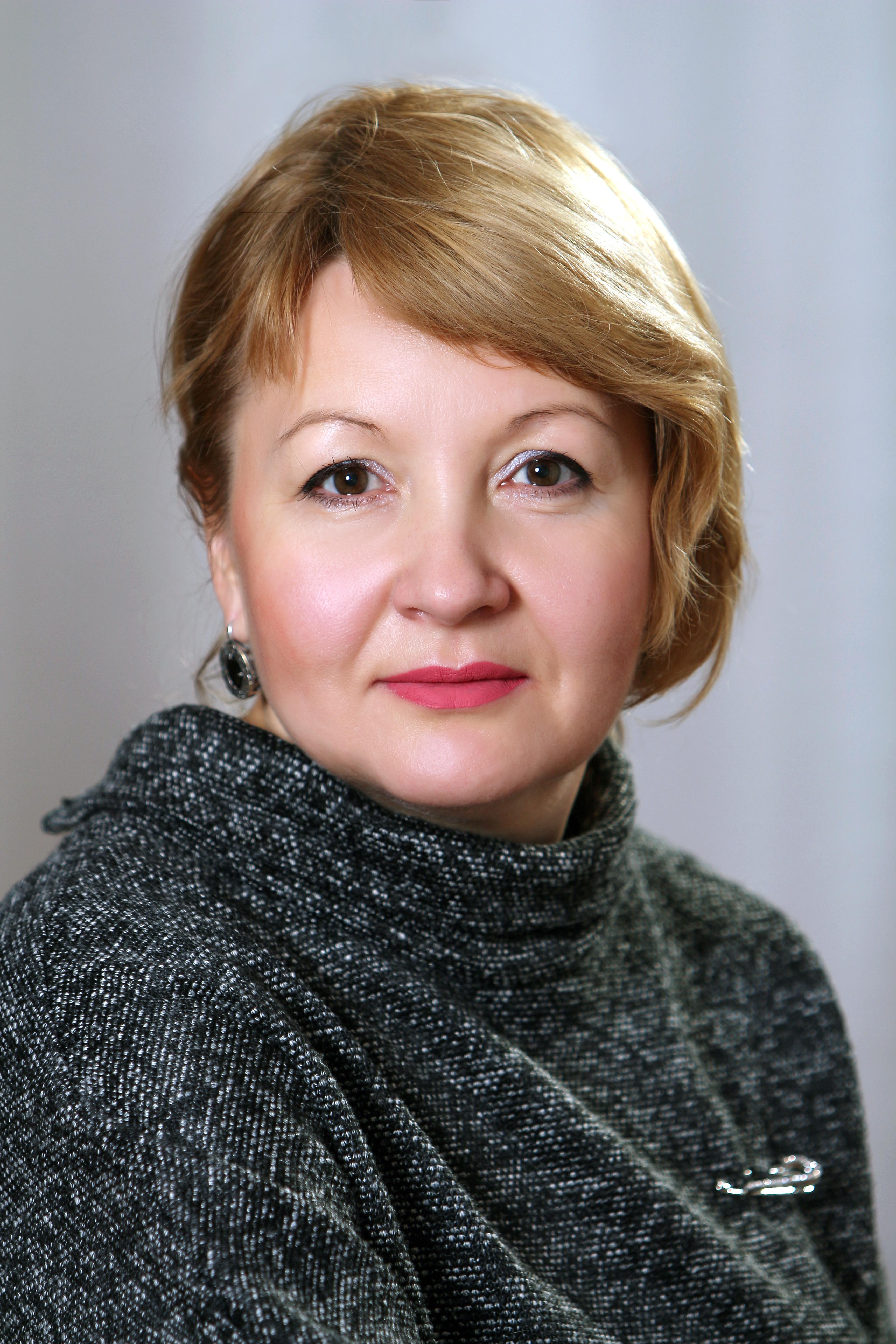 Горячева Нина Ивановна