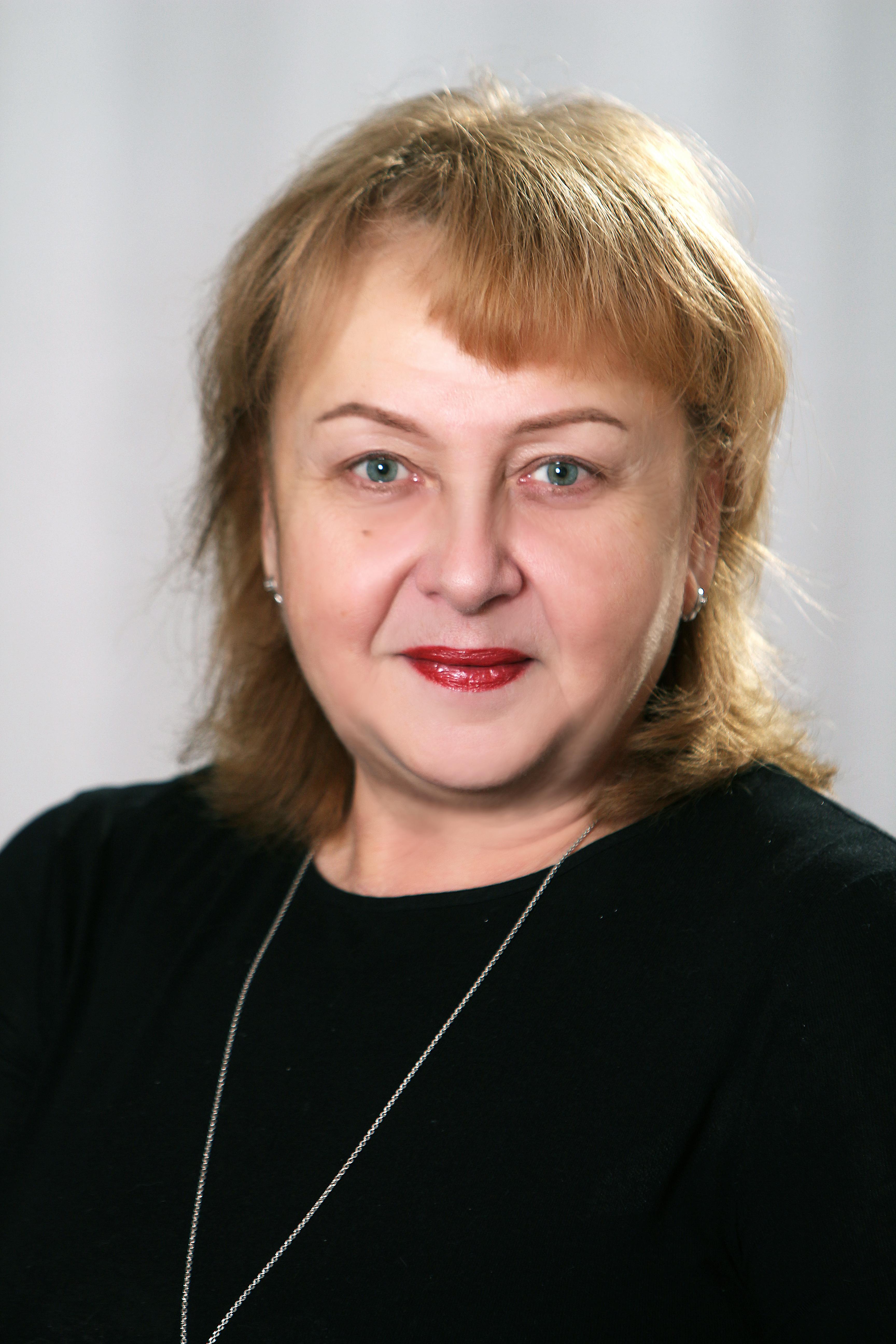 Логинова Людмила Леонидовна