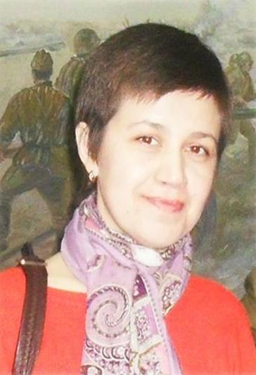 Яубасарова Гульшат Зульфаровна
